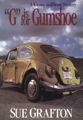 G is for Gumshoe: A Kinsey Millhone Mystery (Kinsey Millhone Alphabet Mysteries)