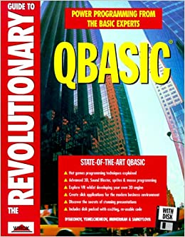 The revolutionary guide to qbasic victor munerman evgeny the revolutionary guide to qbasic victor munerman evgeny yemelchenkov tatyana samoylova vladimir dyakonov 9781874416203 amazon books fandeluxe Image collections