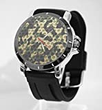 Camo Theme Design Motocross Custom Watch Fit Your Bike