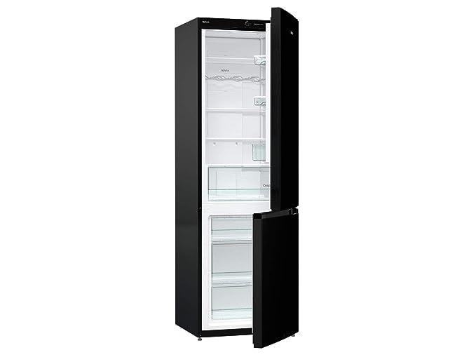 Gorenje nrk6192cbk4 nevera/congelador, color negro: Amazon.es ...