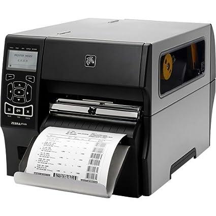 Amazon com : Zebra ZT420 Direct Thermal/Thermal Transfer Printer