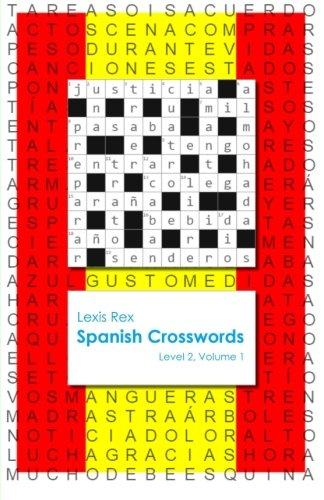 Spanish Crosswords: Level 2 (Volume 1) ebook