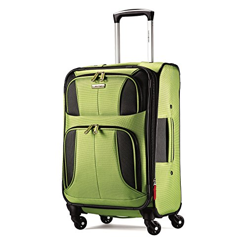 Suitcase Green (Samsonite Aspire Xlite Expandable Spinner 20