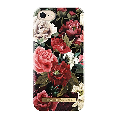 iDeal Of Sweden Antique Roses Design w/ Magnetically Compatible Fashion Mobile Phone Case for iPhone - Phone Antique Cell