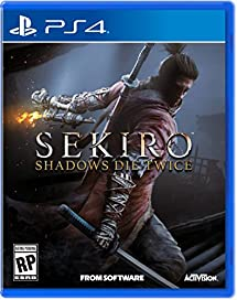 Sekiro Shadows Die Twice   Play Station 4 by By          Activision