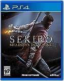 Sekiro Shadows Die Twice - PlayStation 4