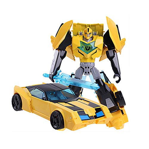 rmers Toys Optimus Prime Bumblebee Action Figure Collection Model Dolls ()