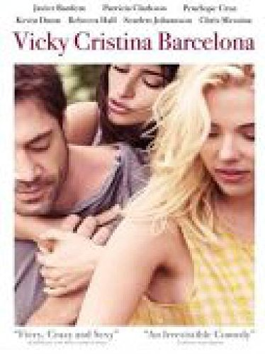 Vicky Cristina Barcelona (Vicky Cristina Barcelona) [paper sleeve]