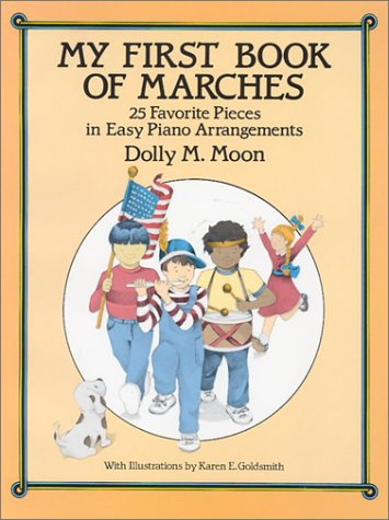 My First Book of Marches