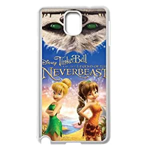 Tinkerbell and the Legend of the Neverbeast Samsung Galaxy Note 3 Cell Phone Case White