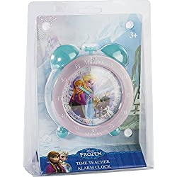 Frozen Time Teacher Alarm Clock