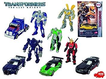 Transformers Movie Veicolo Die Cast Mini Personaggio 5 Asst