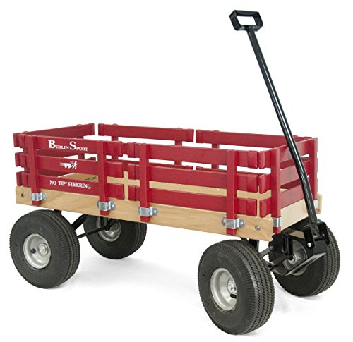 Red Wagon for Kids - Made In...