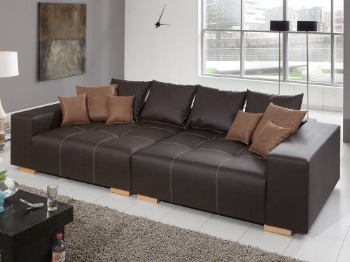 Big Sofa Deluxe – Made in Germany – Freie Farbwahl aus unserem ...