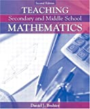 Teaching Secondary and Middle School Mathematics, MyLabSchool Edition (2nd Edition)