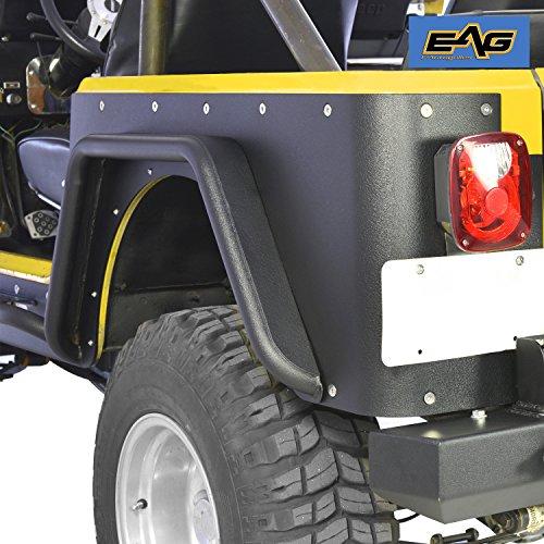 Eag Off Road Armor 3 Quot Rear Fender Flares For Corner Guards