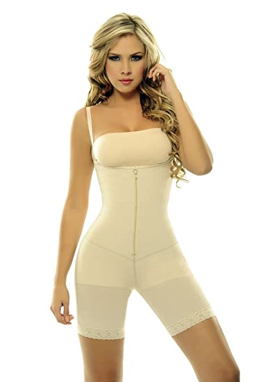 Faja Reductora Mujer Powernet with latex Modeling garment Perfect Control co…