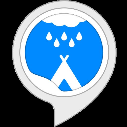 Sonidos Ambientales: Lluvia en una Carpa
