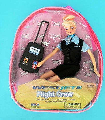 westjet-flight-attendant-doll-w-luggage-blonde-da1176