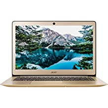 Acer Swift 3 SF314-51-52DH 14 Inch Full HD, Intel Core i5 6200U, 8GB DDR4 RAM, 256 GB SSD, HDMI, Fingerprint Reader, Windows 10, Luxury Gold
