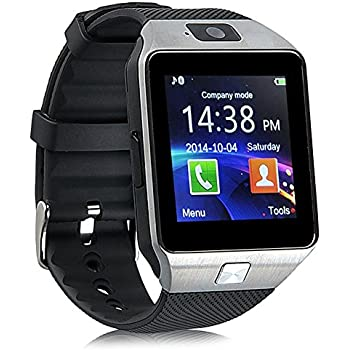 Amazon.com: ASOON Smart Watch, Touch Screen Bluetooth Smart ...