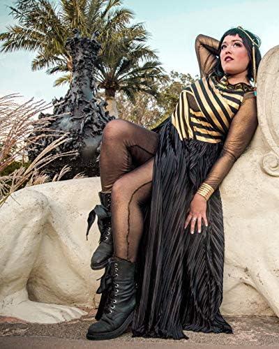 51J3Hki58BL. AC  - Leg Avenue Women's Queen Cleopatra Costume