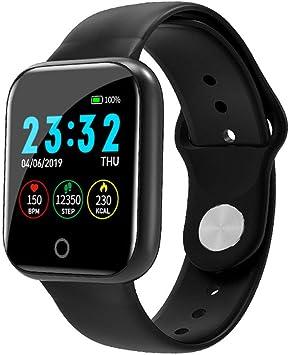HNLZGL Reloj Inteligente I5 Cardiofrequenzimetro Impermeabile IP67 ...