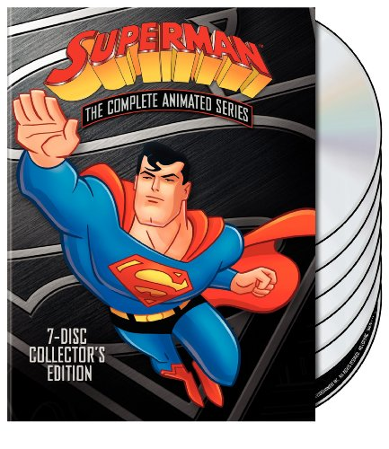 Superman: The Complete Animated Series - Unlimited League Super Heroes Dc Justice