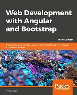 Amazon com: Web Development with Angular and Bootstrap - Third