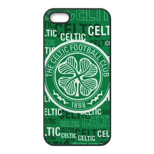 Celtic Football Club A5G30K3LE coque iPhone 4 4s case coque cover black 2PRL17