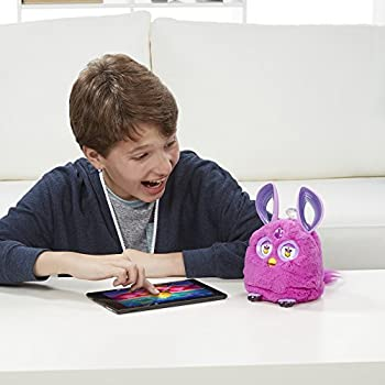 Hasbro Furby Connect Friend, Purple 4