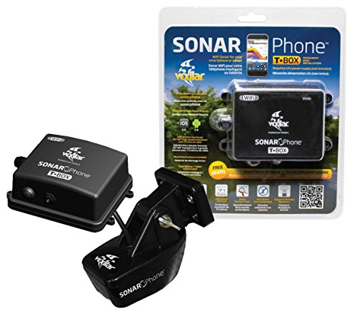 Vexilar SP200 T-Box Smartphone Fish Finder