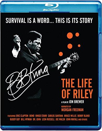 Blu-ray : Morgan Freeman - B.B. King: The Life of Riley (Blu-ray)