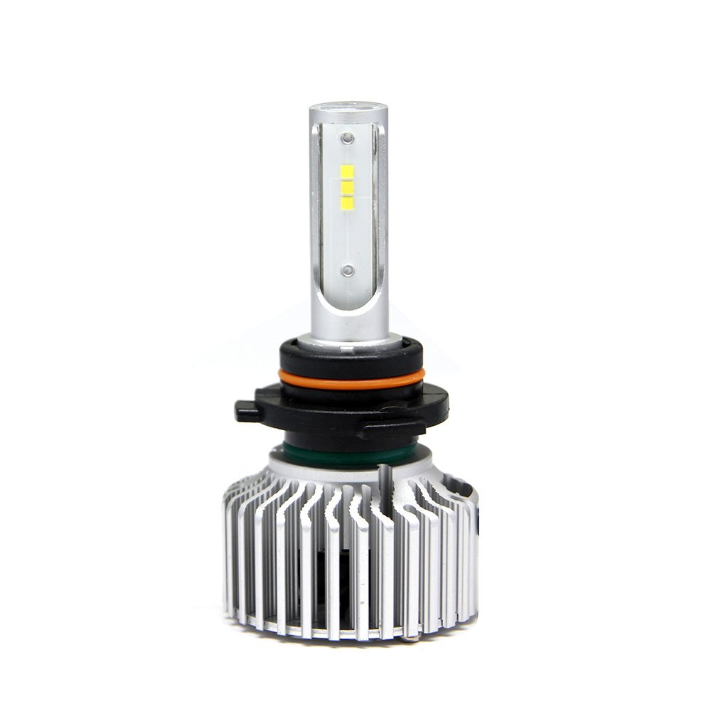 Globled H4 200W 20000LM HB2 9003 High-Low Beam LED Headlight Bulb Conversion Kit 6000k Canbus HG-D2-H4