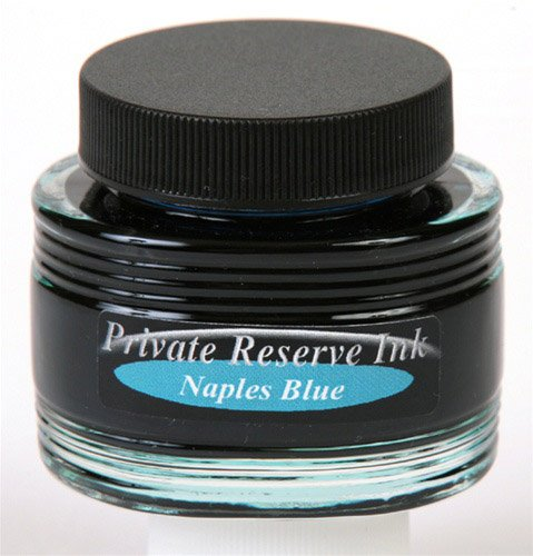 (Fountain Pen Ink Bottle - Naples Blue)
