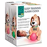 Big Red Rooster BRRC105 Sleep Training Alarm Clock - Plug in Kids Alarm Clock - Childrens Alarm Clock - Toddler Alarm Clock for Boys and Girls - Time to Wake Up