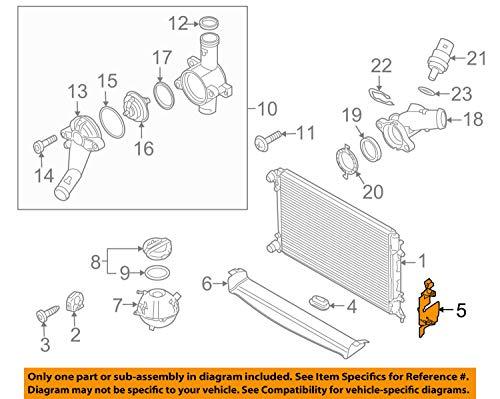 olf R32 GTI Rabbit Wagon SportWagen Jetta 1K1 1K0121284F ()