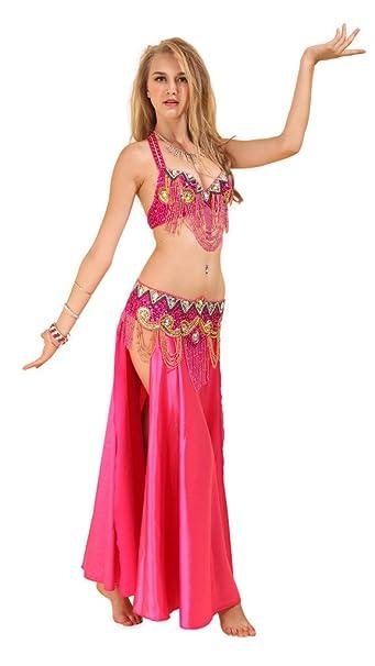 Amazon.com: Guilty Belleza Costume Danza del Vientre ...