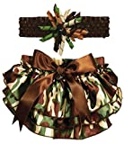 Stephan Baby Ruffled Diaper Cover and Curly