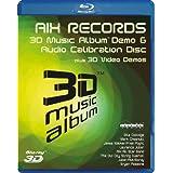 3D Music Album - Demo & Audio Calibration Disc
