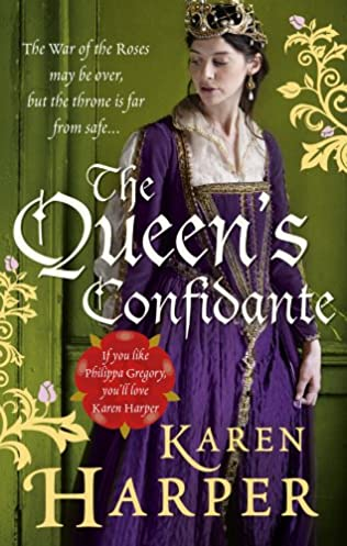 book cover of The Queen\'s Confidante