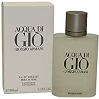 Giorgio Armani Acqua Di Gio Eau De Toilette Spray 3.4 Oz / 100 Ml, 282 g