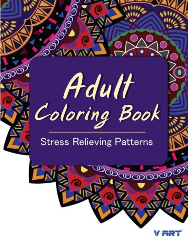 Adult Coloring Book Books For Adults Stress Relieving