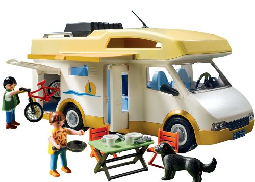 Playmobil 174 Camper Playset Buy Online In Uae Toys And