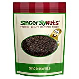 Sincerely Nuts Natural Zante Currants - Three Lbs. Bag - Delightfully Sweet N' Tarty Flavor – Full of Essential Nutrients – Freshness Guaranteed - Kosher Certified