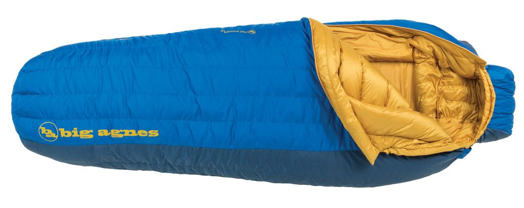 Big Agnes Lost Ranger 15-Degree Sleeping Bags 650 Down Fill