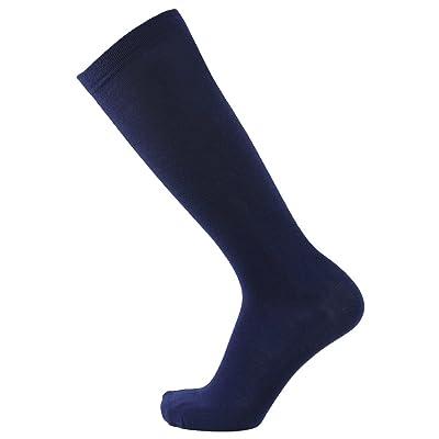 Wool Compression Socks, 3street Graduated Compression Socks for Men & Women(1-3 Pairs), BEST Athletic Fit for Running, Nurses, Shin Splints, Flight Travel, & Maternity Pregnancy. Boost Stamina, Circulation, & Reco