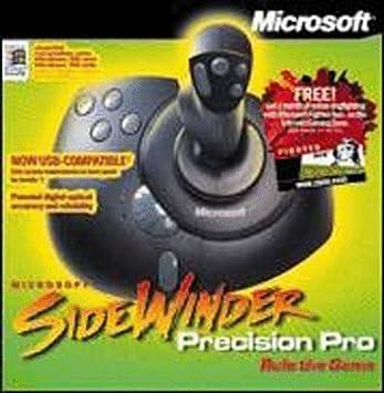 microsoft sidewinder wheel drivers windows 10