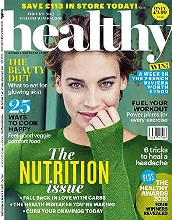 Amazon com: Healthy Magazine: Kindle Store