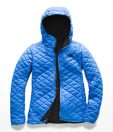 The North Face Women's Thermoball Hoodie - Bomber Blue Matte - XL (North Face Bomber)